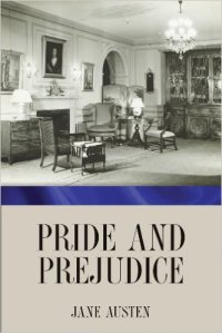 pride and prejudice cover